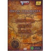 Őseink tudománya /Egyiptom,Görögök,Rómaiak/ (3 DVD)