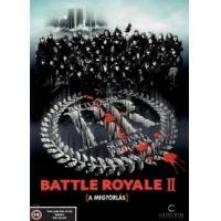 Battle Royale 2.-A megtorlás *Mozi* (DVD)