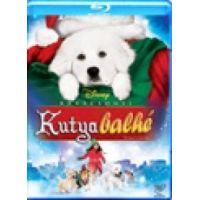 Karácsonyi kutyabalhé (Blu-ray)