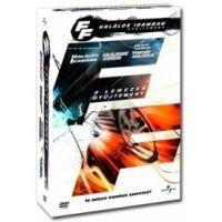 Halálos iramban DÍSZDOBOZOS (4 DVD)