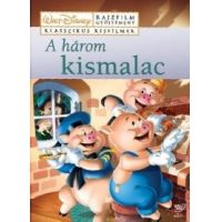 Három kismalac *Disney* (DVD)