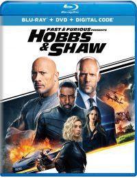Halálos iramban: Hobbs és Shaw (Blu-ray)