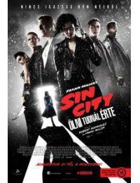 Sin City 2: Ölni tudnál érte (Blu-ray)
