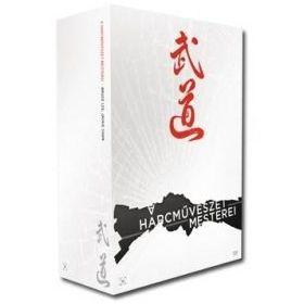 A harcművészet mesterei *DÍSZDOBOZOS* (5 DVD)