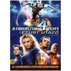 A Fantasztikus Négyes és az Ezüst Utazó (extra változat) (2 DVD)
