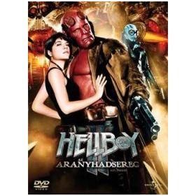 Hellboy 2. - Az Aranyhadsereg (DVD)