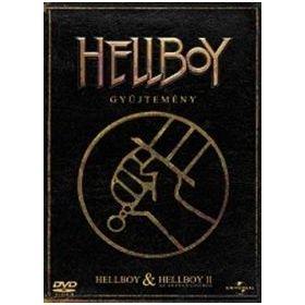 Hellboy 1-2. (DVD)