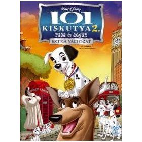 101 kiskutya 2. - Paca és Agyar (rajzfilm) (DVD)