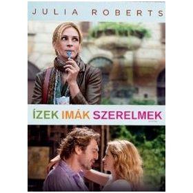 Ízek, imák, szerelmek - mozis és rendezői változat (DVD)