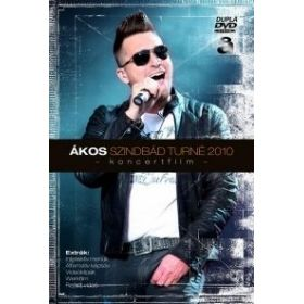 Ákos - Szindbád turné 2010 (DVD)