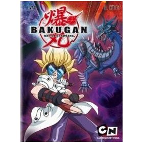 Bakugan - 1. évad, 2. kötet (DVD)