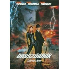 Bosszúállók (szinkronizált változat) *1998* (DVD)