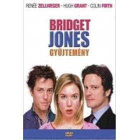 Bridget Jones naplója 1-2. (2 DVD)