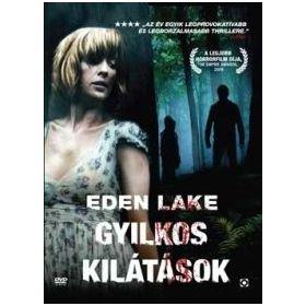Eden Lake - Gyilkos kilátások (DVD)
