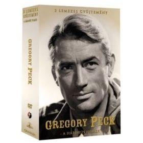 Gregory Peck - Háborús filmek gyűjtemény (3 DVD)