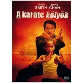 A karate kölyök (2010) (DVD)