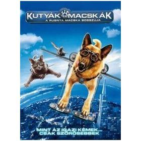 Kutyák és macskák 2. - A rusnya macska bosszúja (DVD)