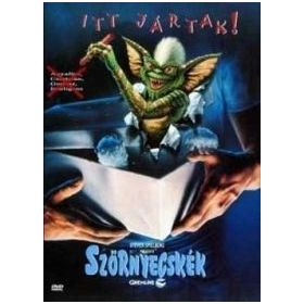 Szörnyecskék (szinkronizált változat) (DVD)