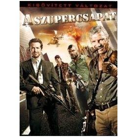 A szupercsapat - bővített változat (DVD)