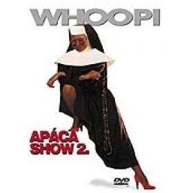 Apáca show 2. (DVD)