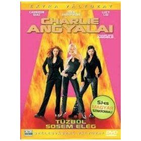 Charlie angyalai 1. (DVD)