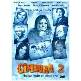 Cimbora 2.- Halász Judit (DVD)