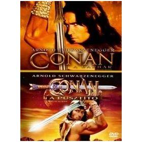 Conan, a barbár / Conan, a pusztító (2 DVD - Twinpack)