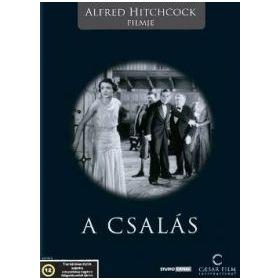 A csalás (DVD)