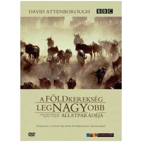 David Attenborough - Földkerekség legnagyobb állatparádéja (DVD)