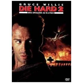 Die Hard 2. - Még drágább az életed! (DVD)