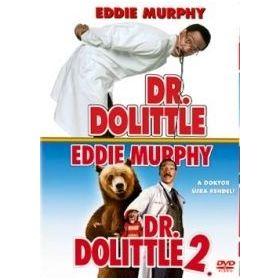Dr. Dolittle 1-2. (2 DVD)