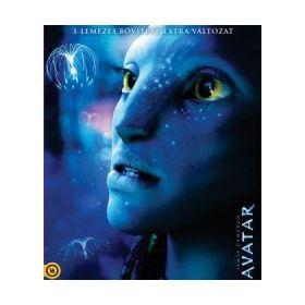 Avatar - Bővített extra változat (3 Blu-ray) *O-ringes változat*