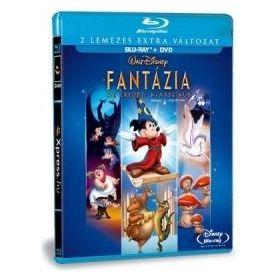 Fantázia (Blu-ray+DVD)
