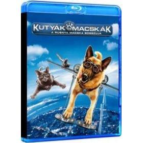 Kutyák és macskák 2. - A rusnya macska bosszúja (Blu-ray)