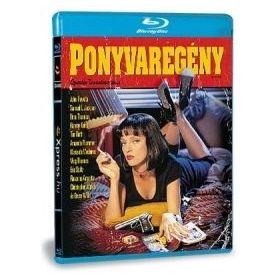 Ponyvaregény (Blu-ray)