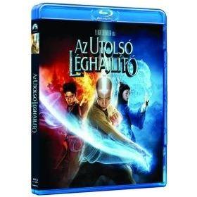 Az utolsó léghajlító (Blu-ray)