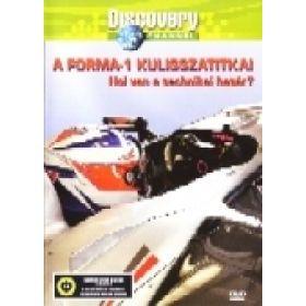 A Forma-1 kulisszatitkai - Hol van a technikai határ ? - Discovery (DVD)
