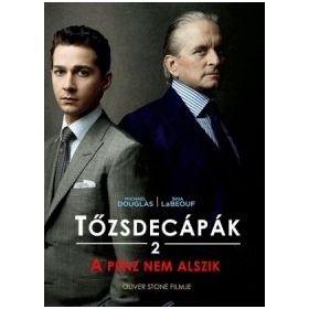 Tőzsdecápák 2. - A pénz nem alszik (DVD)