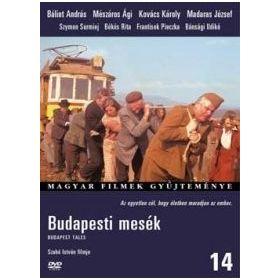 Magyar Filmek Gyüjteménye:14. Budapesti mesék (DVD)