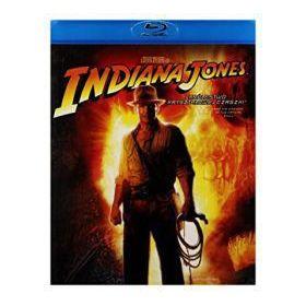 Indiana Jones és a kristálykoponya (Blu-ray)