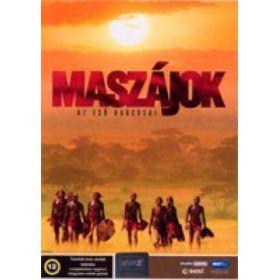 Maszájok - Az eső harcosai (DVD)