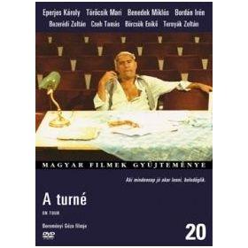 Magyar Filmek Gyüjteménye:20. A turné (DVD)