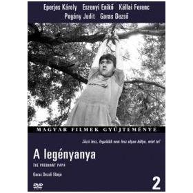 Magyar Filmek Gyüjteménye:2. A legényanya (DVD)