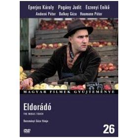 Magyar Filmek Gyüjteménye:26. Eldorádó (DVD)