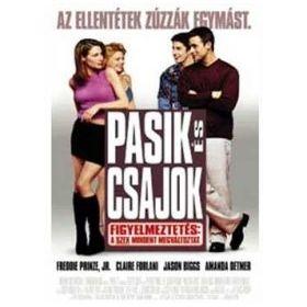 Pasik és csajok (DVD)