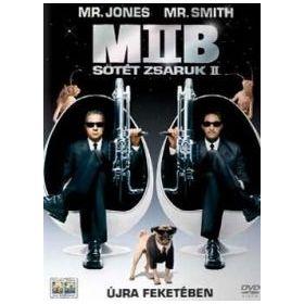 Men in Black - Sötét zsaruk 2. (egylemezes változat) (DVD)