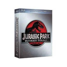 Jurassic Park: A trilógia - digipackos kiszerelés (3 Blu-ray)