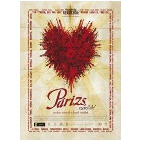 Párizs, szeretlek! (DVD)