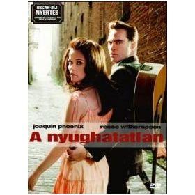A nyughatatlan (DVD)