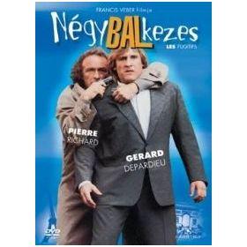 Magas szőke férfi felemás cipőben (DVD) Klasszikus DVD